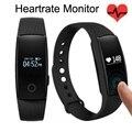 Hongsund ID107  Smart Band Bluetooth 4.0 OLED Smartband Heart Rate Monitor Actively Fitness Tracker Sleep Monitor Smart Bracelet