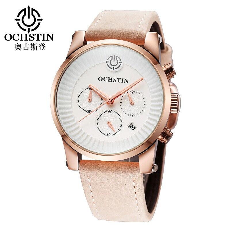 2017 OCHSTIN Luxury Brand Men Watch Fashion Casual Military Quartz Wristwatches Mens Sports Watches Male Clock Relogio Masculino