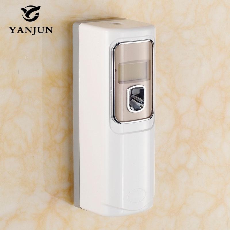 Yanjun Digital Control Automatic Aerosol Dispenser Air Freshener - Bathroom air freshener automatic