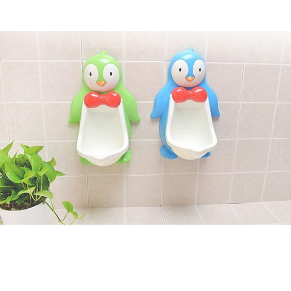 Potty Chair Large Child Fishing Chairs With Rod Holders Cartoon Penguin Baby Wall Hung Kids Toilet Portable Training Boys Pee ...