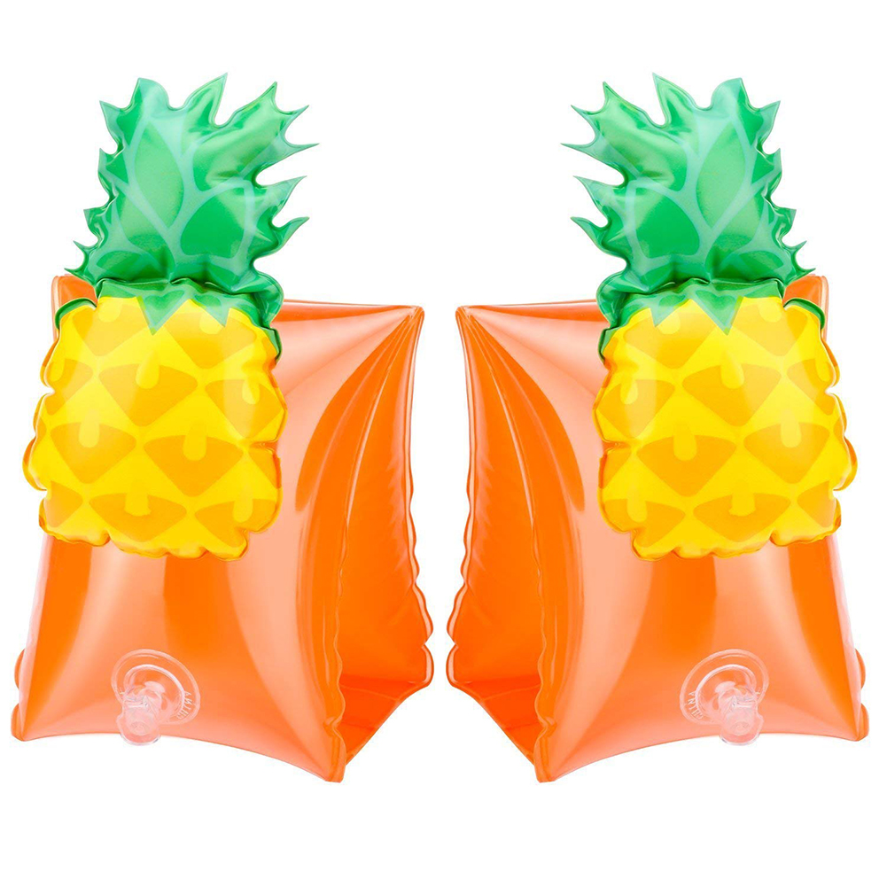 Inflatable Swim Arm Bands Water Wings Floatation Sleeves Cartoon Swimming Rings Tube Trainers Armbands Pool Floats Toys For Kids