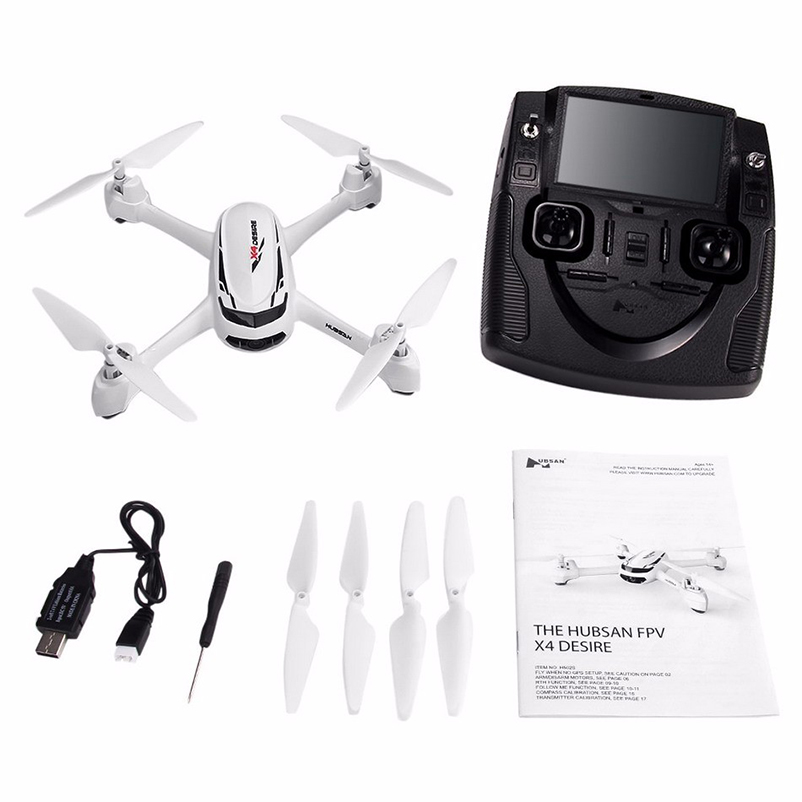 Hubsan X4 H502S drone 5.8G FPV with 720P HD Camera GPS Altitude Mode RC Quadcopter rc Airplane RTF