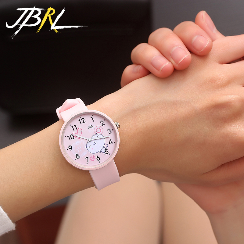 Children's Watches Kids Watch Fashion Cute Cartoon Unicorn Leather Strap Wristwatch Classic Digital Girl Boy Watch Child Quartz Watch Matching In Colour