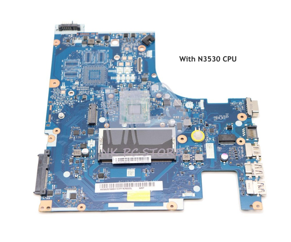 NOKOTION NEW ACLU9 ACLU0 NM A311 MAIN BOARD For Lenovo G50 G50 30 Laptop Motherboard DDR3