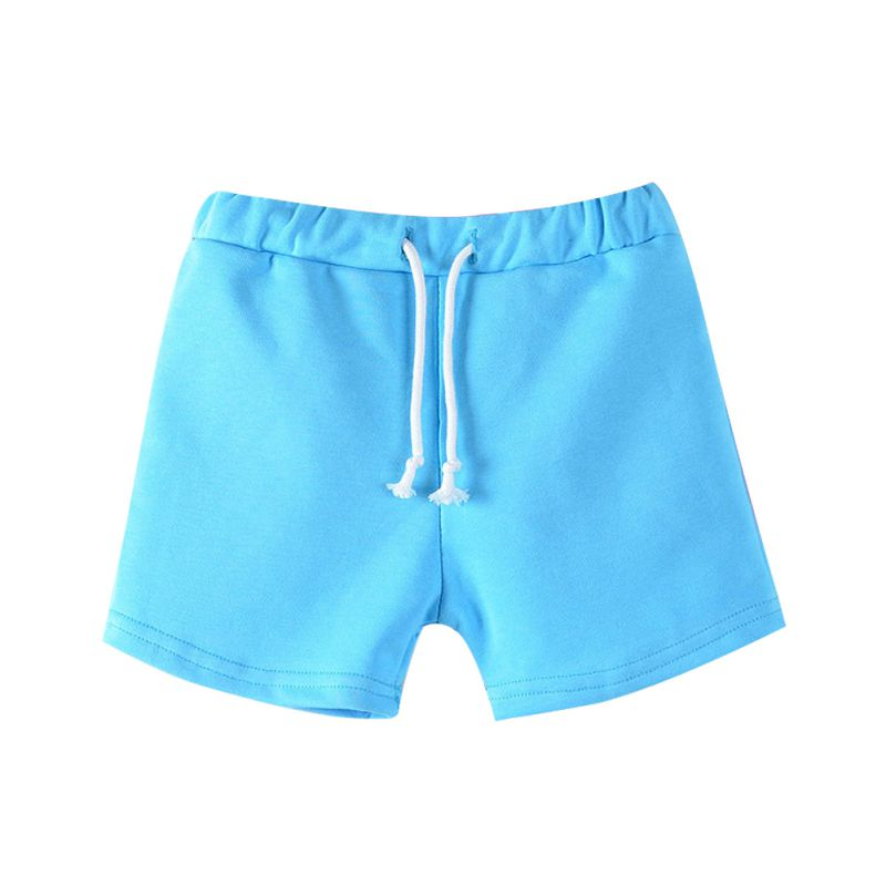Chłopięce spodnie plażowe Dziecięce letnie koszulki dziewczęce - Ubrania dziecięce - Zdjęcie 4