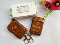 GK06 RF Remote Control Switch AC 85V 110V 220V 1CH 10A Relay Wireless Light Remote Switch