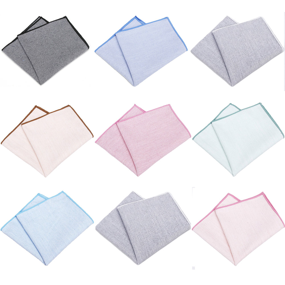 NEW ARRIVAL Men Classic Pocket Square Hanky Wedding Party Business Handkerchief BWTYF0250