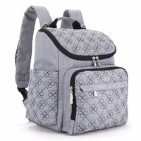 Baby Bag Fashion Nappy Bags Large Diaper Bag Backpack Baby Organizer Maternity Bags For Mother Handbag