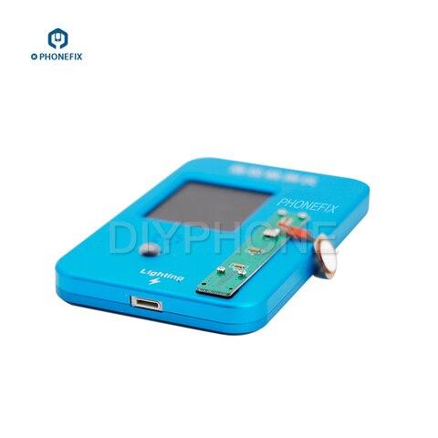 Detector de Impressão Digital para Iphone Ferramenta de Diagnóstico Digital e Toque Phonefix Touch id Boa ou Ruim Não Pode Programm Impressão Tt01 5 S-8p