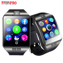 Q18 Bluetooth Smart Watch NK18 S1 Smartwatch Camera Facebook Whatsapp Twitter Sync SMS Support SIM TF