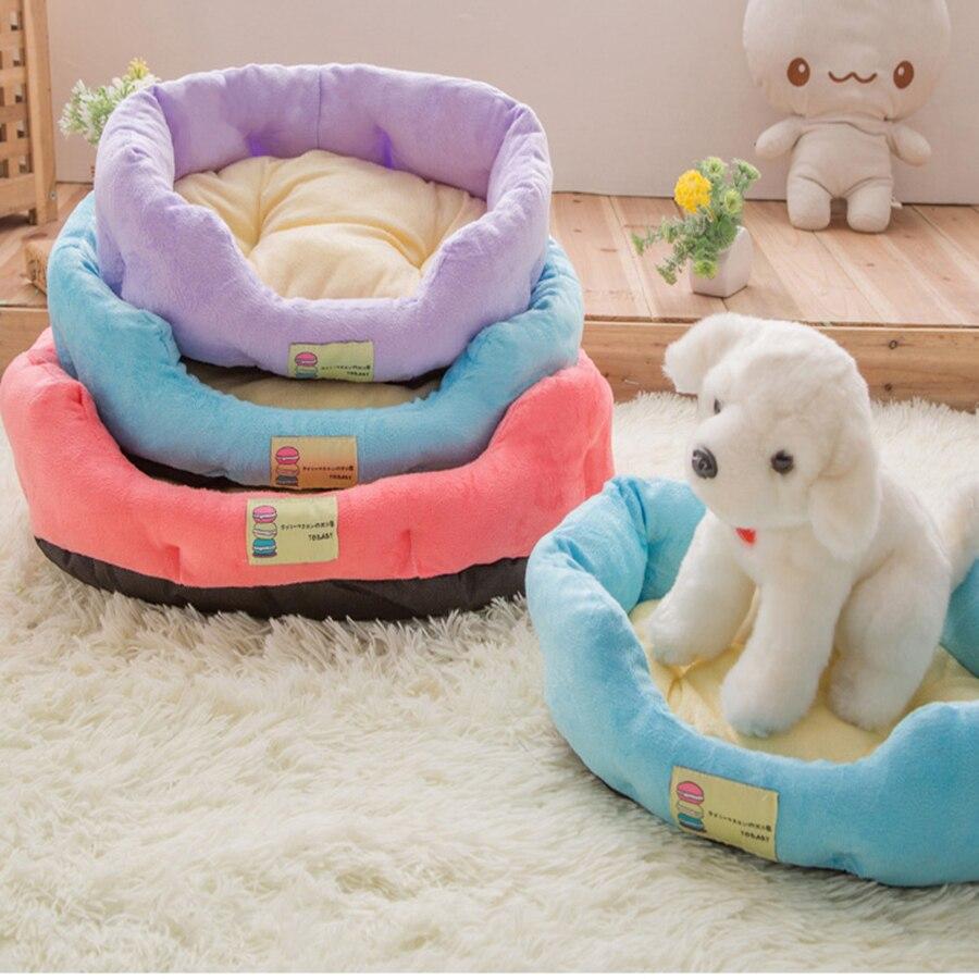 Princesse chaud chien tapis mignon lit Pad chien lit luxe parc chiot espace maison Pet fournitures Camas Para Cachorro animal produit 60Z1230