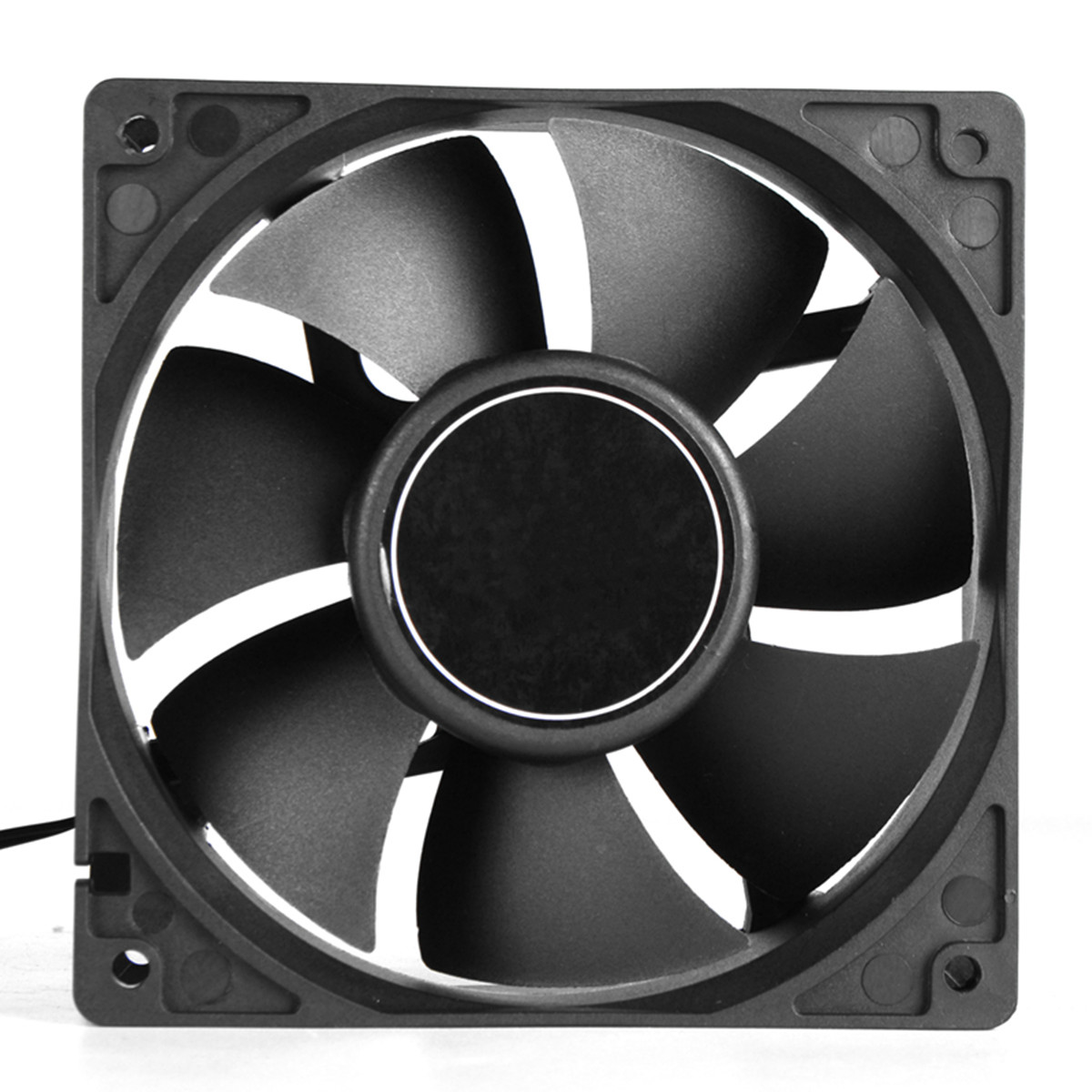 4Pin 12038 Cooling Fan 12V 1.4A Server Inverter Fan Two Ball Bearing 4200rpm 120*120*38mm for Computer Accessories
