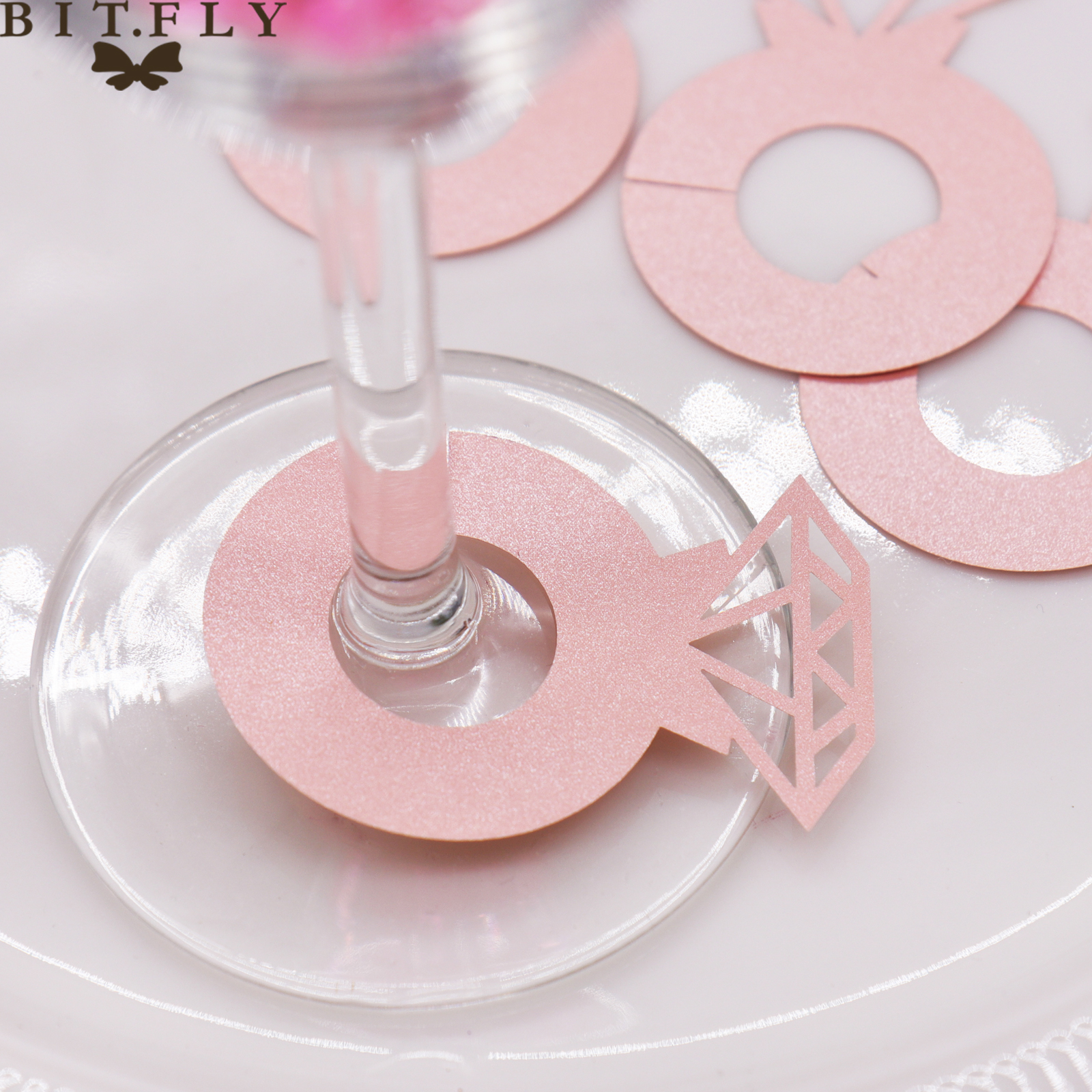 Diamond Engagement Ring Balloon for Bridal Shower Valentine ...