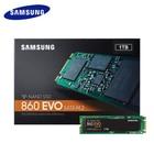 Samsung Internal SSD 860 EVO M.2 250GB 500GB 1TB 2T Solid State Drive HDD Hard High Speed for Laptop PC Computer Desktop