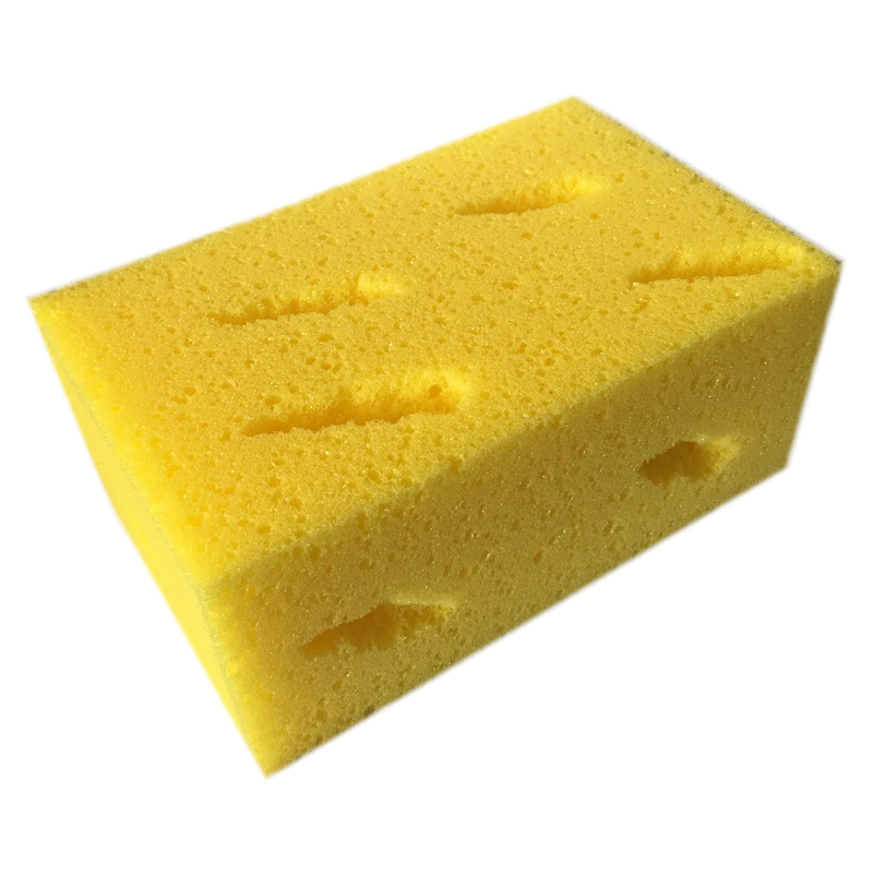 Practical Car Auto Washing Cleaning Sponge Block Cleaner Wiper Mini Yellow Honeycomb Coralline Car Sponge Household Cleaning Back To Search Resultshome & Garden