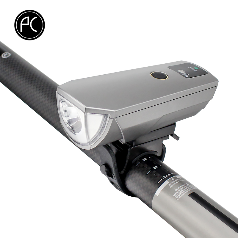 PCycling Bike Headlights Sensing Sensor USB Charging Waterproof 4 Modes T6 Chip 350 LM MTB Road Bike Light Cycling Flashlight suunto bike sensor