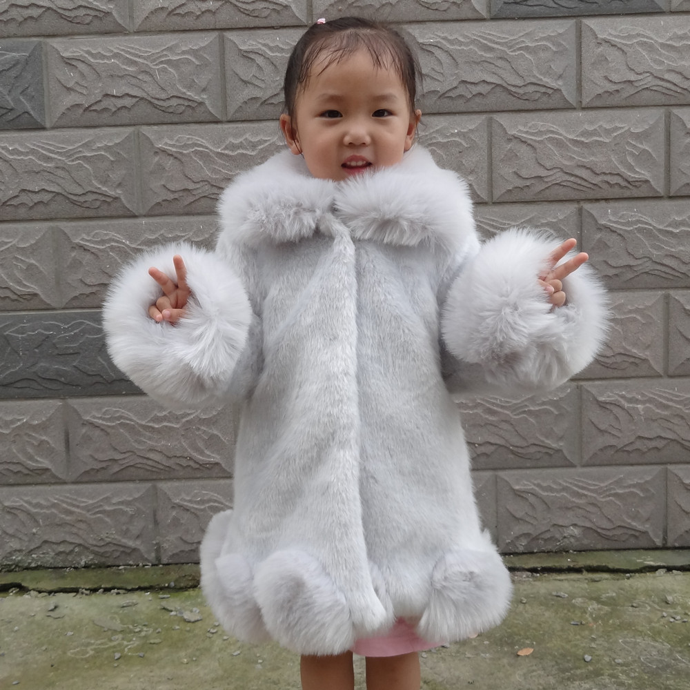 Childrens Fur Coats - Jacketin-3721