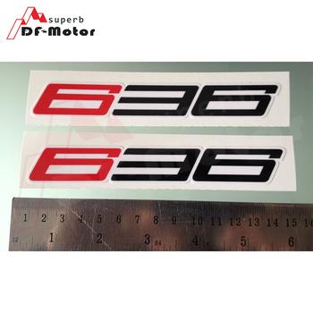 140mm x 21mm 3M naklejki 1 para 636 Fairing naklejki naklejki dla Kawasaki ZX-6R ZX6R motocykl naklejki naklejki tanie i dobre opinie youshukiong 000inch 000kg 3M sticker high quality Naklejki i naklejki Decal