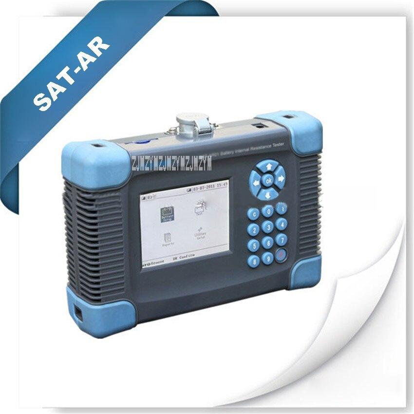 Высокое Качество СБ AR Батареи Внутренняя Тестер Сопротивления 10.8 В, 2000 мАч 0.000 99.999 Мом SD Card 320 х 240 ЖК Горячий Продавать