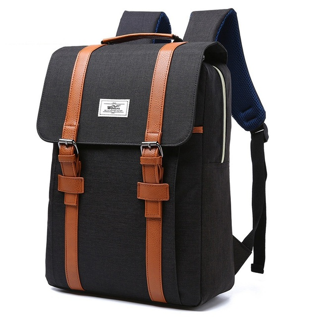 Backpack Women Leisure Travel Laptop Backpacks Men Business Waterproof Teenagers Student School Bags 2