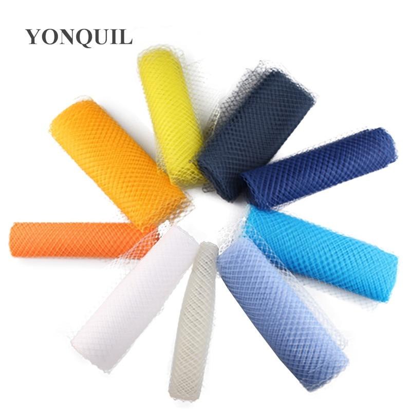 26 cores fascinators Veiling Chapelaria chapéus de