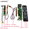 V56 Universal LED TV Controller Driver Board Support VGA HDMI PC AV Audio USB Play Multi