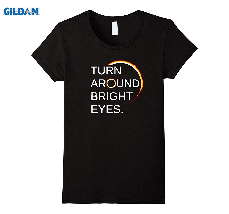 GILDAN Funny Total Eclipse of the Sun T-Shirt Mask anonymous t-shirt sunglasses women T-shirt