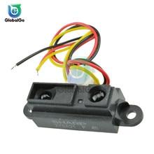 GP2Y0A21YK0F GP2Y0A21 Infrared Sensor IR Analog Distance VE713 10-80cm Measurment  Module