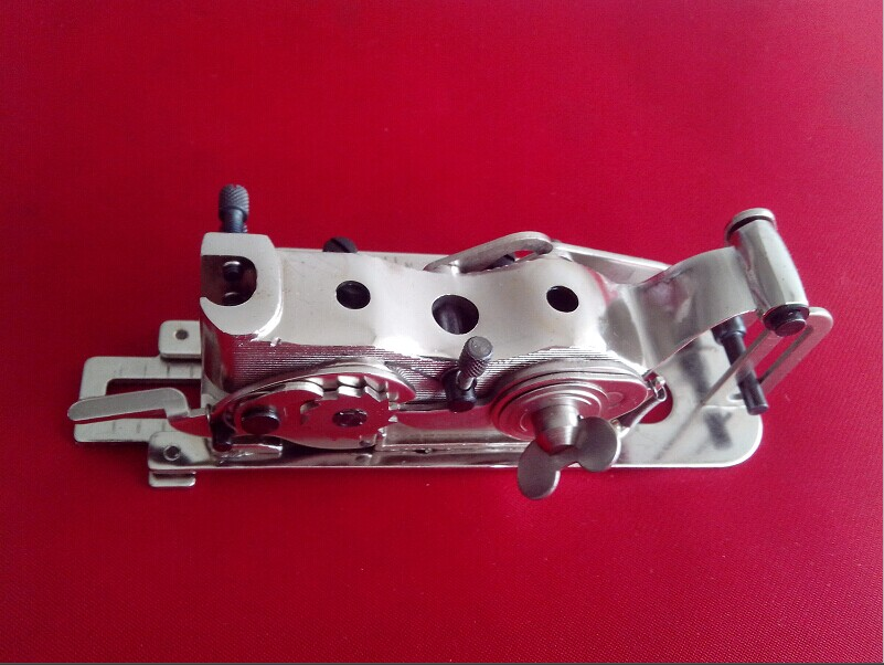 Presser foot device lock hole keyhole catcher household sewing machine presser foot overlock sewing machine YS-4454