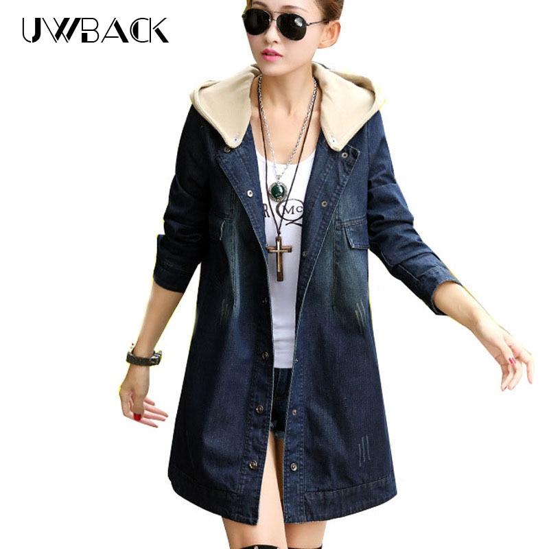 Popular Long Denim Coat-Buy Cheap Long Denim Coat lots from China