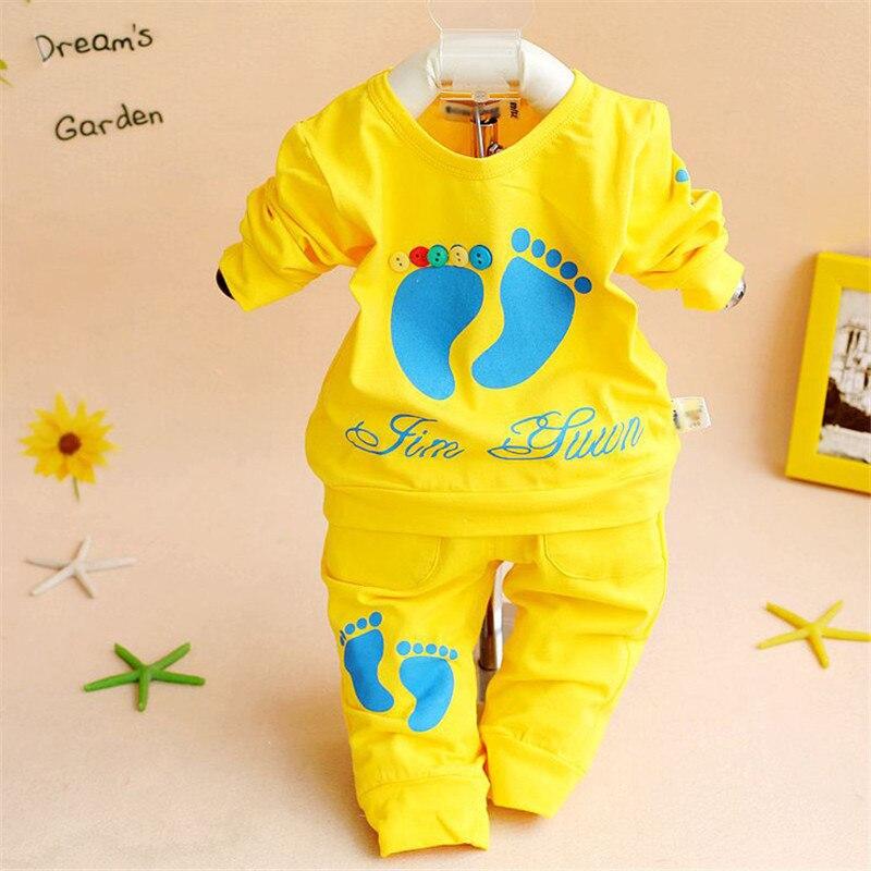 Лидер продаж; детская одежда; мягкий хлопковый костюм унисекс для мальчиков и девочек; комплект из 2 предметов; сезон весна осень; Модный ком