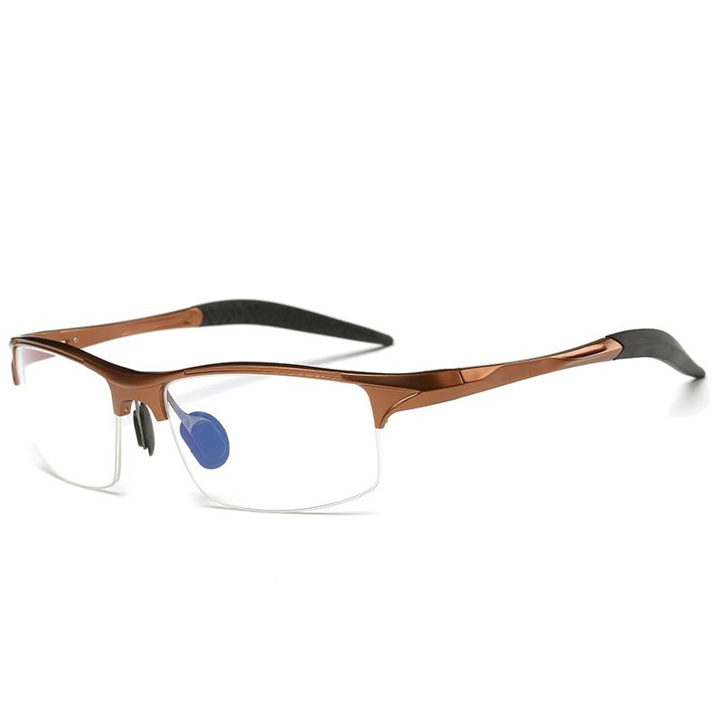 LUFF The New Aluminum Magnesium Eyewear Frame Men Riding Windshield ...
