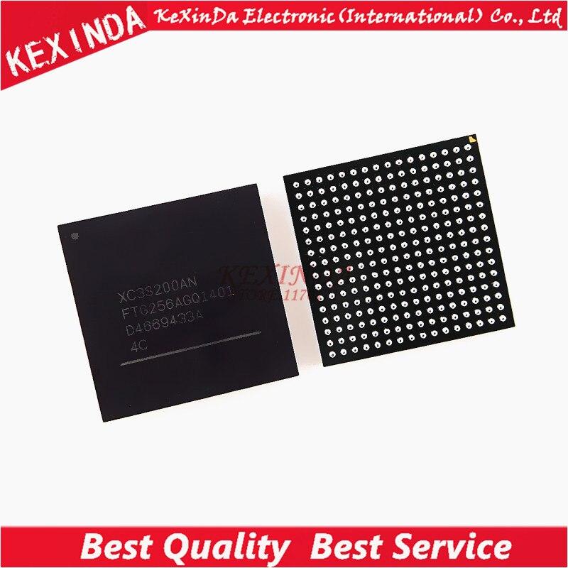 XC3S200AN 4FTG256C XC3S200ANFTG256 XC3S200AN BGA 256 5pcs lot Free shipping