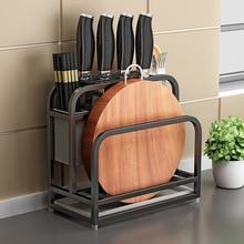 Кухонный держатель для хранения из нержавеющей стали напольный кухонный стеллаж для полки Крышка для горшка держатель для разделочной доски нож органайзер для посуды