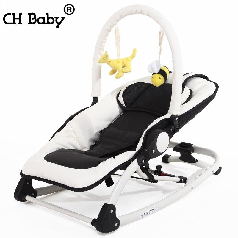 2018 Patchwork offre spéciale limitée Chbaby cuir Cardle nouveau-né bébé confortable Stable berceau 3 couleurs en Stock envoyer des jouets