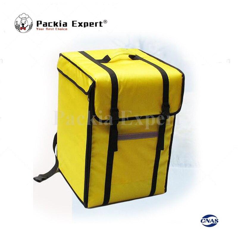 12-14 pouces 69L 39*39*56 cm sac à dos sac d'isolation, emballage alimentaire livraison pizza sac de livraison pizza sac de livraison HS3939