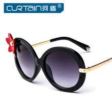 New flower sunglasses Women Fashion eye glasses Luxury shade uv400 sunglasses Oversized Vintage Sun Glasses cat eye sunglasses