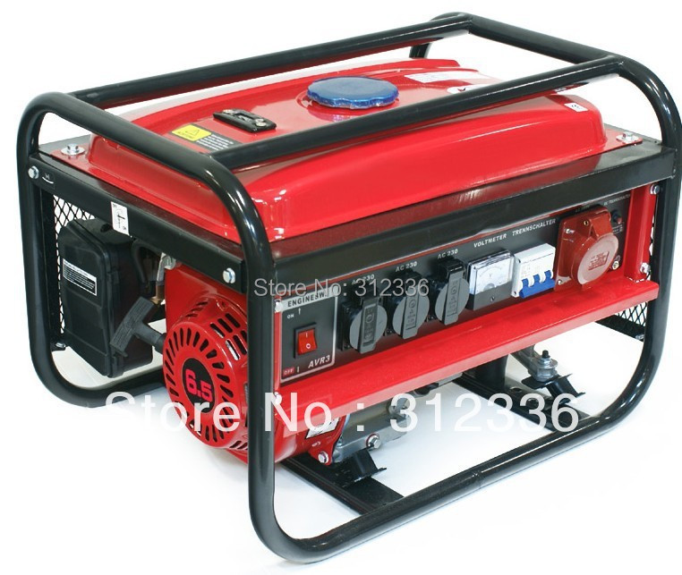 buy sea shipping portable generator   kw  gx recoil starting ohv