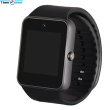TimeOwner Bluetooth Smart Watch GT08 Clock Wearable Devices Wristwatch for Xiaomi Samsung S3 HTC Sony Android Smartwatch(China)