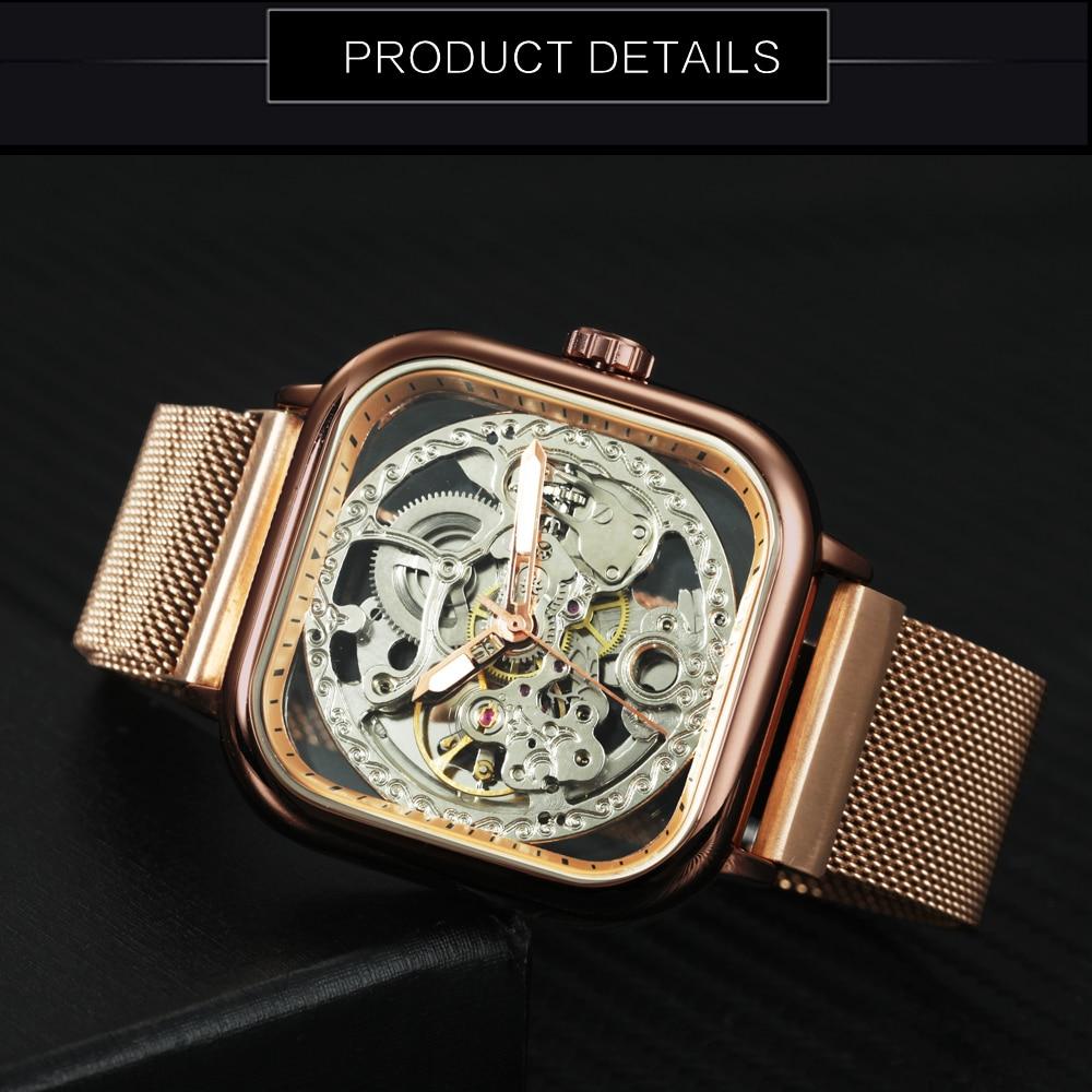 HTB1gvKMU4YaK1RjSZFnq6y80pXab FORSINING Top Brand Luxury Unisex Watch Men Auto Mechanical Hollow Dial Magnet Strap Fashion Royal Wristwatch HIP HOP Male Clock