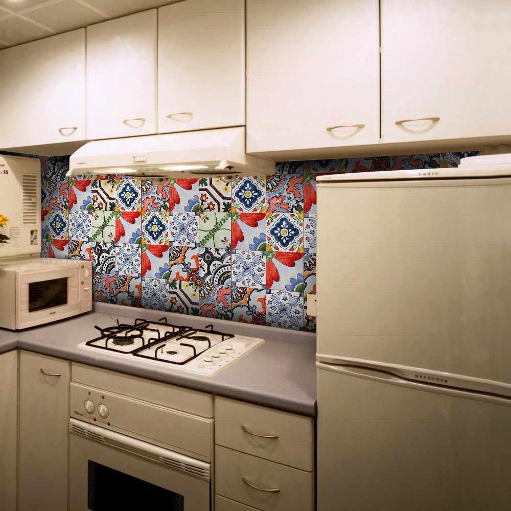 3D อิฐสติ๊กเกอร์ติดผนังห้องนั่งเล่นโฟมกันน้ำห้องนอน DIY หินชนบทผล Self-adhesive Wall Sticker Home Decor 64P