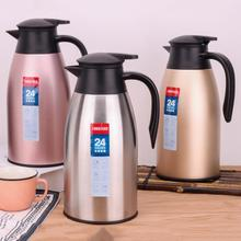 2000ml Stainless Steel Thermal Flask Jug Coffee Pot Vacuum Insulate Water Bottle Hot