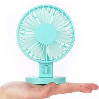 USB Mini Desk Fan Portable Fans Leque Air Conditioner Cooling Only for Office Use DC 5V 500mA Cooler Adjustable Speed Fans