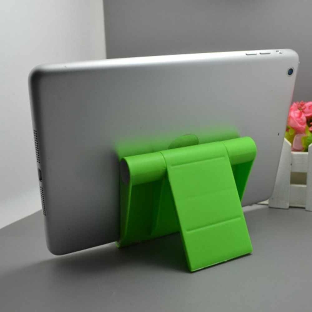 Soporte Universal plegable para teléfono móvil soporte de escritorio 8 7 para iPhone 6 Plus soporte para tableta soporte de teléfono para todos los teléfonos móviles