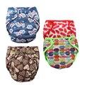 Jinobaby great baby fraldas calças de treinamento fralda de pano fralda fraldas laváveis inserções de carvão de bambu para 4 kg-15 kg