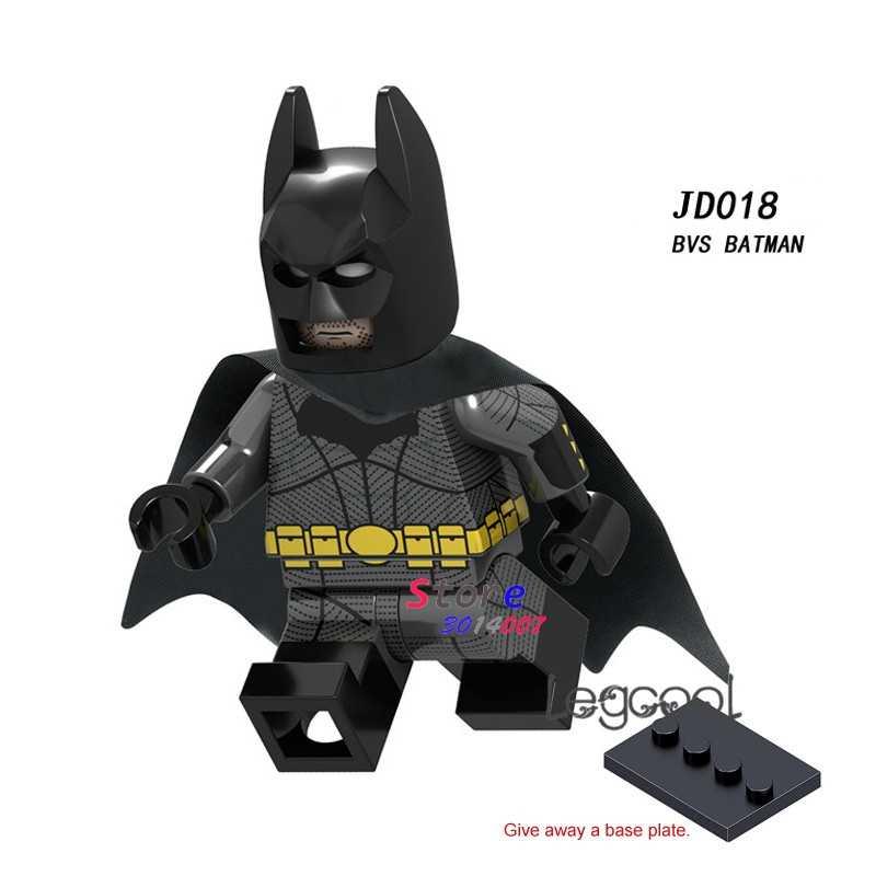 1PCS model building blocks action  superhero BVS Batman The Dark Knight big movie Series Doll diy toys for children gift