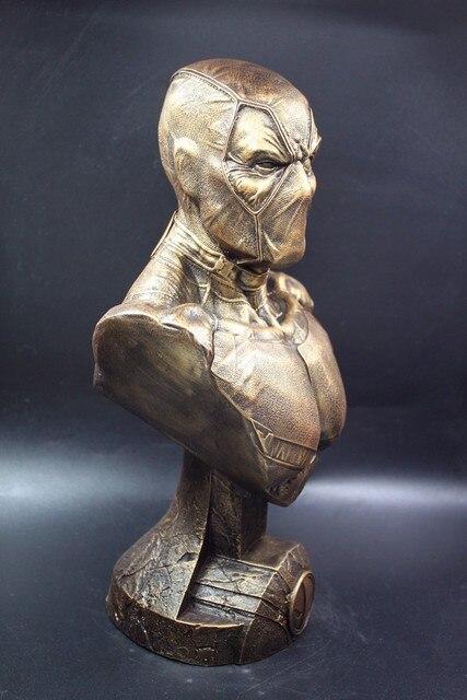 Бюст Дэдпул Марвел 33 см 4