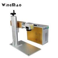 IPG лазерный источник 50 Вт волоконно лазерная гравировальная машина
