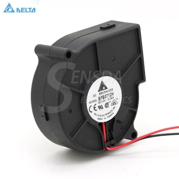 Free Shipping for delta BFB0712H 7530 DC 12V 0.36A projector blower centrifugal fan cooling fan free shipping for delta ffb1248ehe 4b77 dc 48v 0 75a 120x120x38mm 3 wire 80mm server square cooling fan
