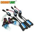 CNSUNNYLIGHT Super Slim Canbus Alta Qualidade 35 W HID Xenon Kit H1 H3 H7 H8 H10 H11 9005 9006 880 Carro de Aviso De Erro Livre com EMC